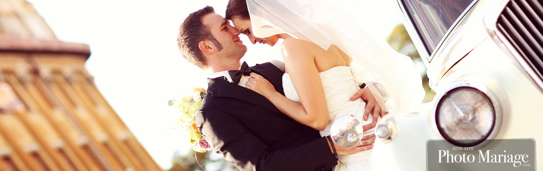 Partagez votre mariage en toute sécurité