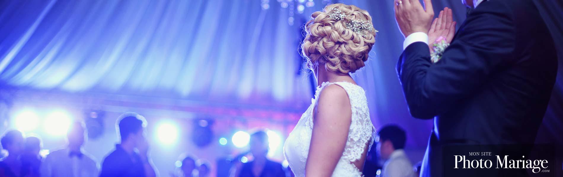 Partage sécurisé pour photos et vidéos de mariage avec les invités
