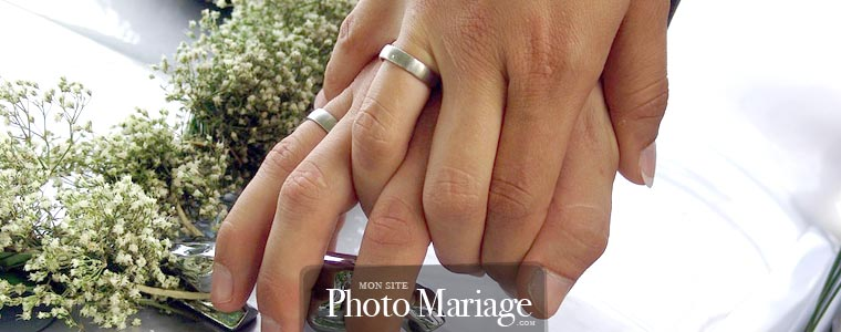 Partager ses photos de mariage et vidéos de la cérémonie