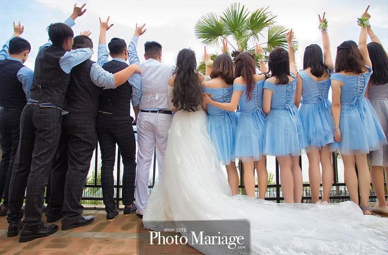 Créer son blog mariage privé permet de garder le contrôle sur ses photos de mariage et choisir qui pourra y accéder