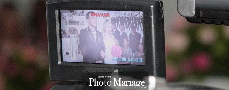 Une vidéo de mariage pour retracer des moments inoubliables