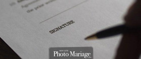 Quelles sont les démarches administratives après le mariage ?