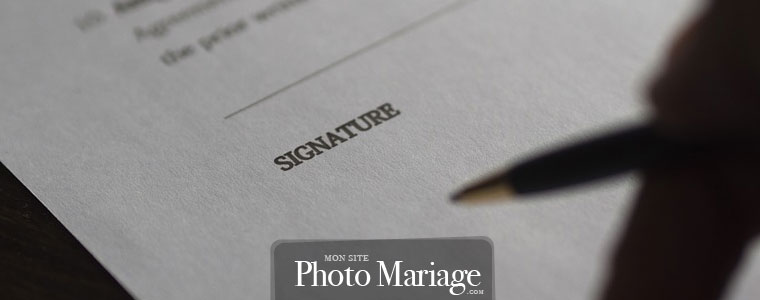 quelles sont les dmarches administratives aprs le mariage - Demarche Apres Mariage