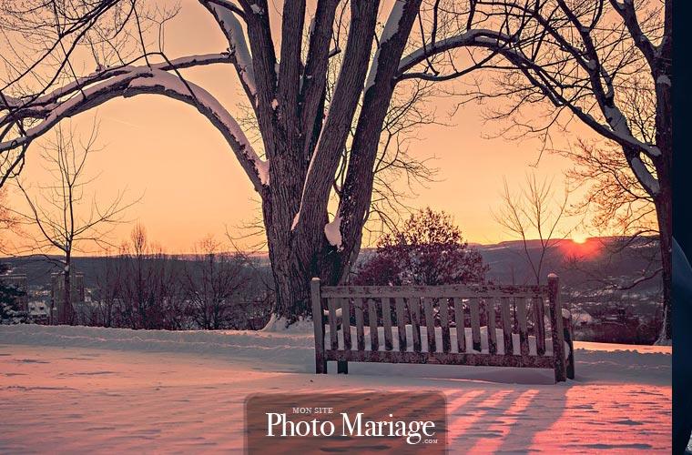 Organiser son mariage en hiver : Déco et ambiance de votre mariage, misez sur la lumière !