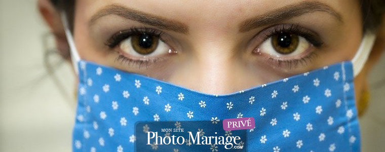 Mariage pendant le coronavirus