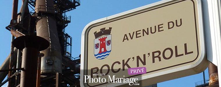 Avez-vous pensé à organiser vos séances photos de mariés dans un endroit spécial comme une usine désinfectée ou une casse auto ?