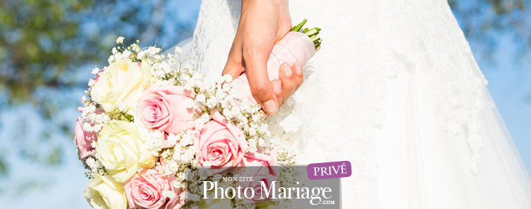 Galerie photo de mariage en ligne