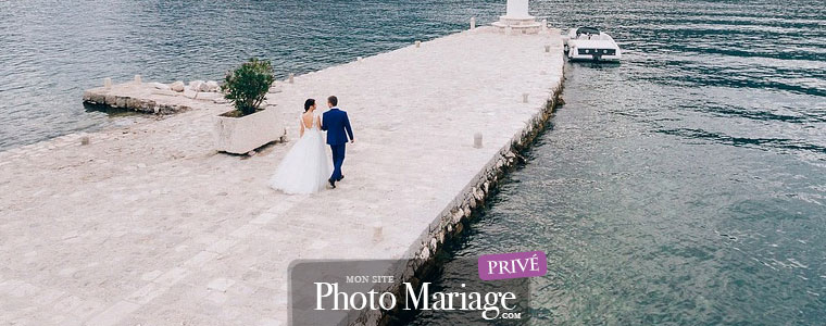 Quelle application photo pour partager son mariage ?