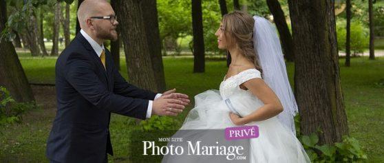Partage photos de mariage privé : protégez votre vie privée !