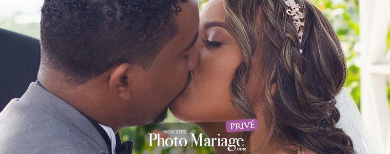 Partage photo de mariage sécurisé : publiez vos souvenirs de mariage seulement accessibles par vos invités