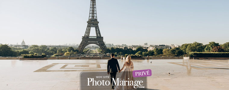 Comment récupérer les photos de son mariage
